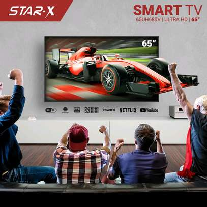 STAR X UHD ANDROID 4K INCH 65 FREE 2SPEAKER image 2