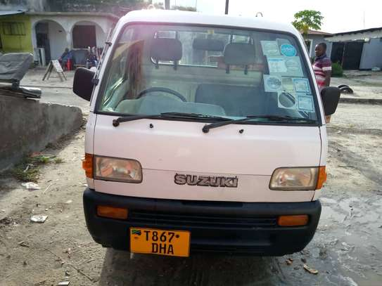 1998 Suzuki Carry