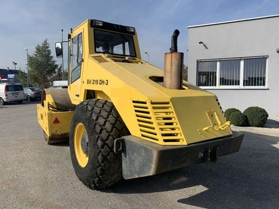 2003 BOMAG Compactor BOMAG BW 219DH-3 image 3