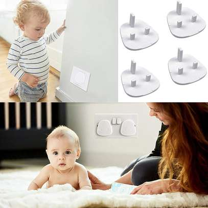 Socket Covers for child protection image 2