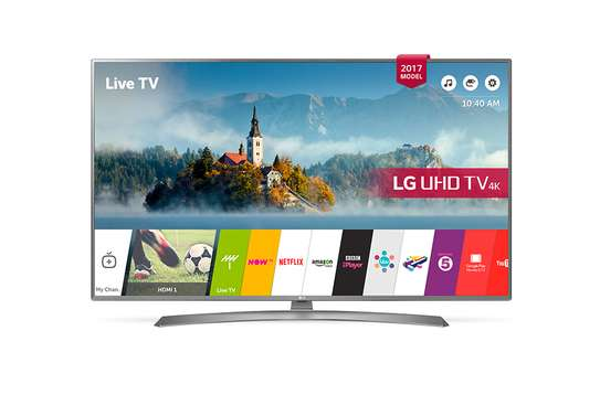 LG Ultra HD 4K TV 49 Inch - 49UJ670V image 2