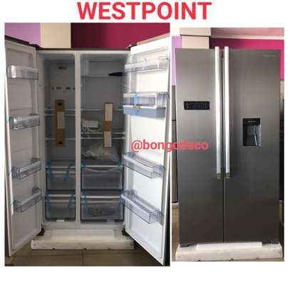 WestPoint Side By Side Fridge