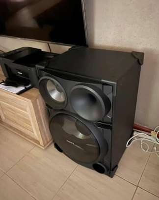 Sony Disco speakers image 2