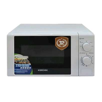 BRUHM MICROWAVE OVEN image 2