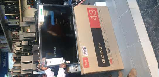 TCL SMART ANDROID TV INCH 43 image 2
