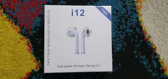 I12 tws wireless earbuds image 2
