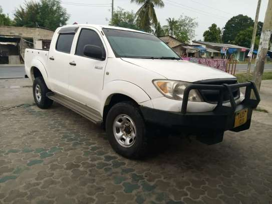 2006 Toyota Hilux image 4