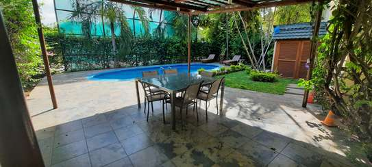 a fully furnished villas at masaki very cool MP street are for rent now image 14