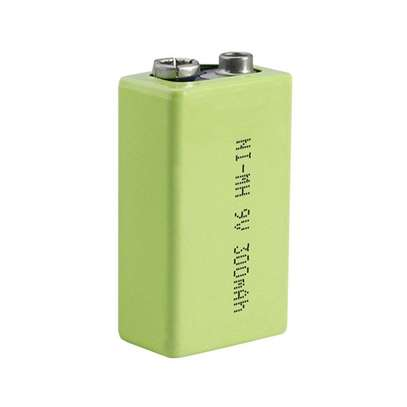 RECHARGEABLE Ni-MH 9V BATTERY image 2