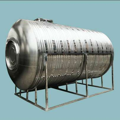 Stainless steel tanks materials image 2