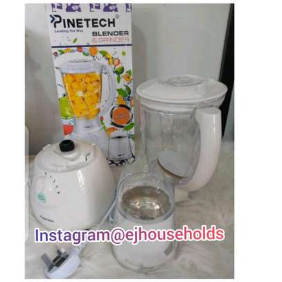 2 IN 1 BLENDER & GRINDER image 1