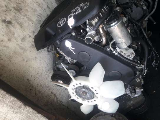 Deals In Used Spare Parts 1kd 2kd 1tr image 2