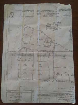 PLOTS FOR SALE AT KISARAWEII image 1