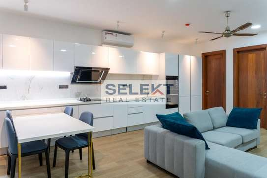 High-end 1 Bedroom Modern Apartments In Masaki image 1