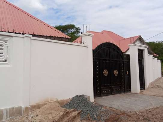 2 bed room house for rent at mbezi mwisho image 2