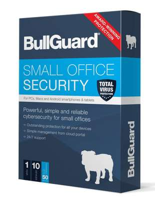 Small Office Security (10 to 250 devices) by BullGuard