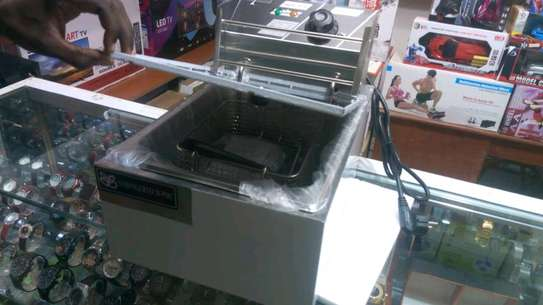 6L PMC Electric Countertop Deep Fryer Commercial.....195,000/= image 1