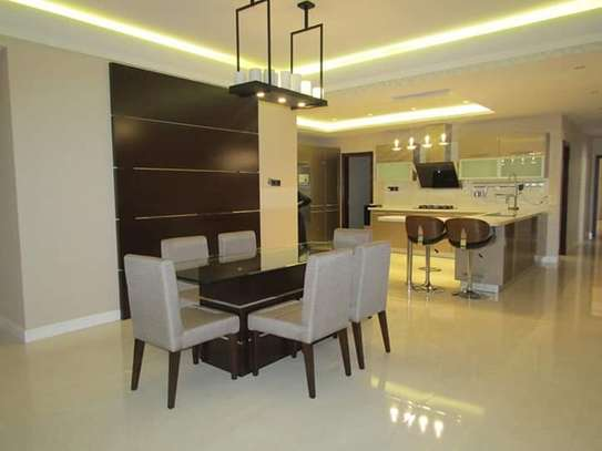 2 & 4 Bedrooms Luxury Full Furnished Apartments at Masaki image 4