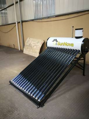 Solar Water Heaters image 2