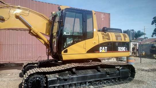 2004 Caterpillar Excavator 320CL