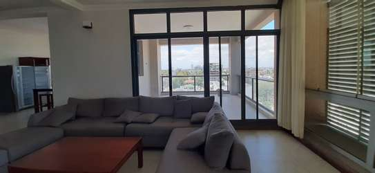 3 Bedroom Beautiful Apartment For  Rent in Msasani image 10