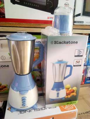 BLACKSTONE BLEANDER WITH STAINLESS STEEL JAR 1.5 LTRS... 95,000/=