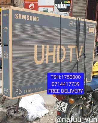 SAMSUNG SMART 4K MODEL RU7100 7SERIES image 1