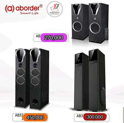Aboder subwoofer brand new available image 1