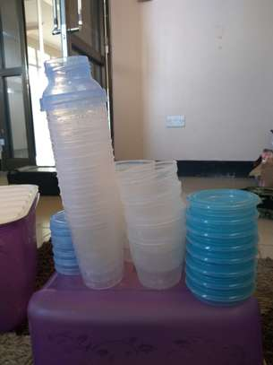 20 Breast Milk storage containers image 1
