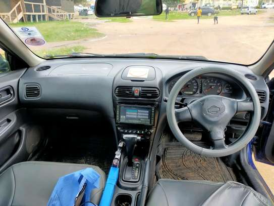 2001 Nissan Wingroad image 8