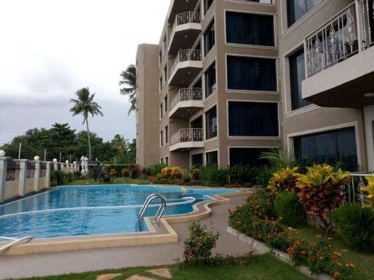 3 bed room beach apartment for rent at msasani image 1