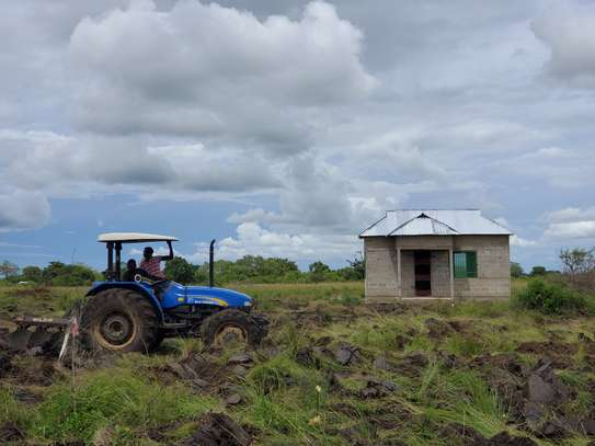 3 acre plot for sale at Bagamoyo