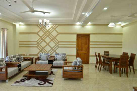 FURNISHED 3 BEDROOMS APARTMENT -  MIKOCHENI image 3