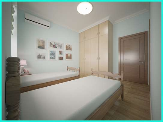 3 Bdrm Modern all Ensuite Apartments at Victoria Treasure image 7