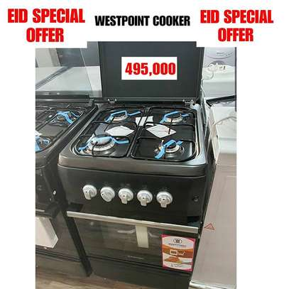 WESTPOINT COOKER  FULL GAS