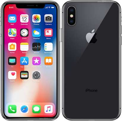 iPhone X - 256GB - 12MP - 4G LTE Network image 2