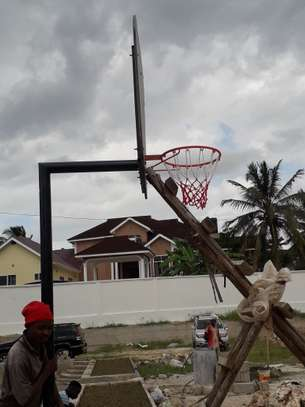 Basketball Plywoodhoops