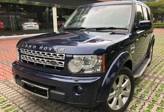 2013 LAND ROVER DISCOVERY 4 SDV6 HSE USD 21150 UP TO DAR PORT TSHS77MILLION ON THE ROAD image 3