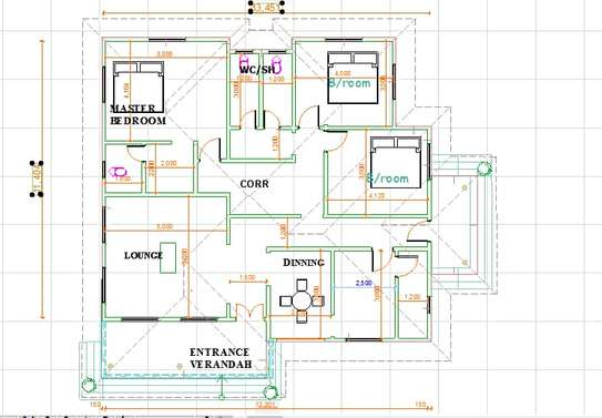 house map drawings image 10