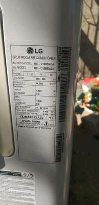 LG AIR CONDITION image 3
