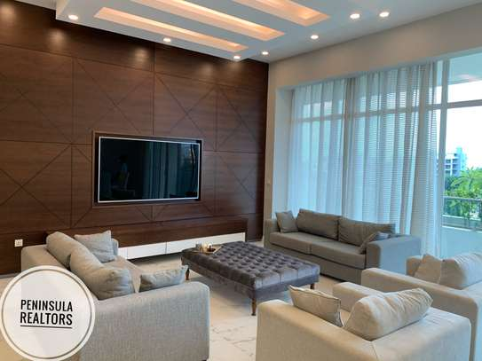 4 bedroom modern apartment with maids room