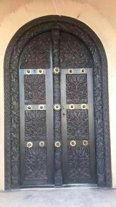 Zanzibar doors & carved furnitures image 12
