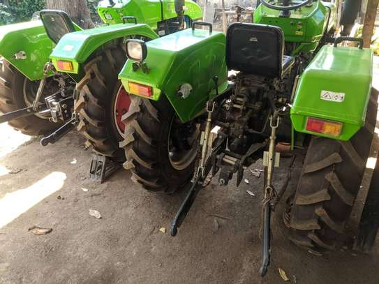 Tractors 4WD 30HP - New Tractor Loader and Hoe image 13