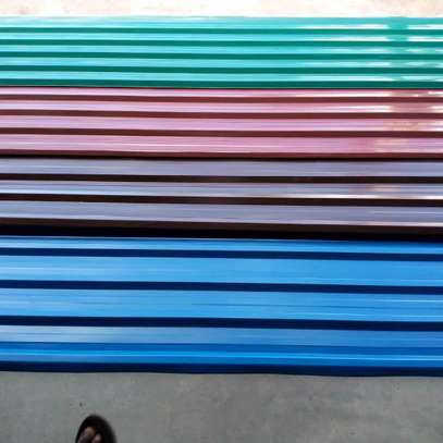 Galvanized roofing sheets image 4