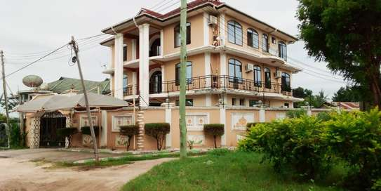 5bed furnished apartment at mbezi beach mg image 1