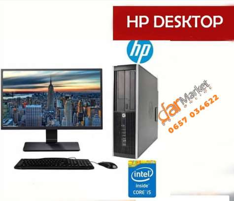 Hp desktop core i5