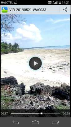 5 ACRES SEAFRONT LAND FOR SALE IN ZANZIBAR
