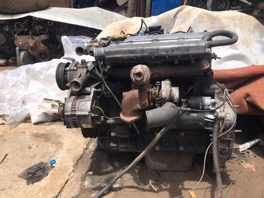 USED LAND ROVER  ENGINE 300 SERIES image 4