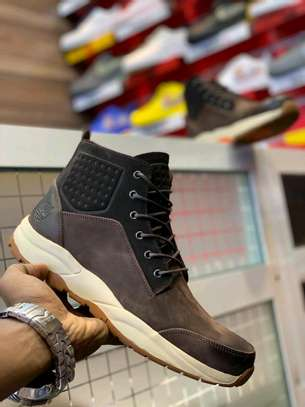 Timberland boot leather shoes. image 2