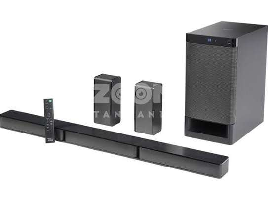 SONY 600W 5.1ch Home Cinema System with Bluetooth image 1